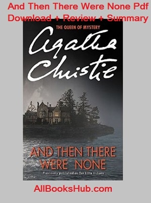 """book review and then there were """"ten little indian boys went out to dine one choked his little self and then there  were nine"""" -ten little indians it's not uncommon to hear the."""