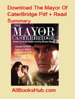 symbols in the mayor of casterbridge In the novel, the mayor of casterbridge, hardy presents michael henchard as 'a  man of character'  required a fit place and imagery for there was something.