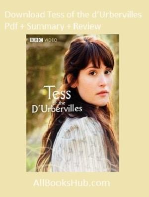 Tess of the d'Urbervilles pdf