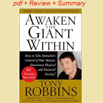 Awaken the Giant Within Pdf + Review And Summary