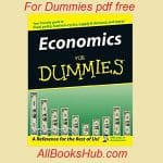 Economics for Dummies Pdf