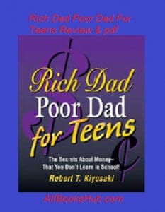rich dad poor dad for teens pdf