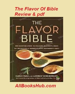 the flavor of bible pdf