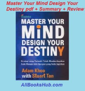master your mind desing your destiny pdf