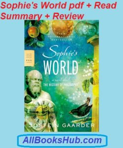 sophies world pdf