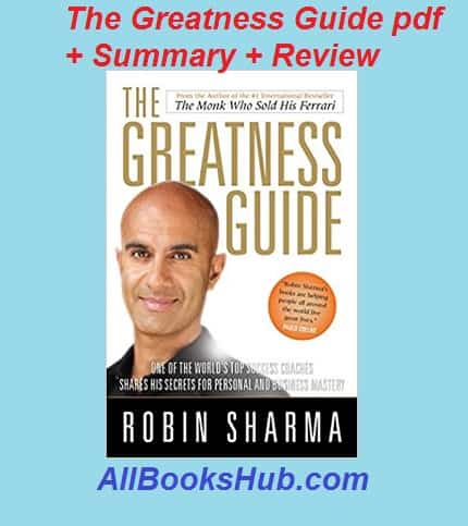 The Greatness Guide Pdf Summary And Review All Books Hub