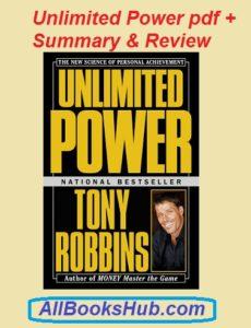 unlimited power pdf