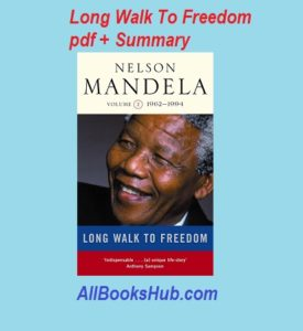 long walk to freedom pdf