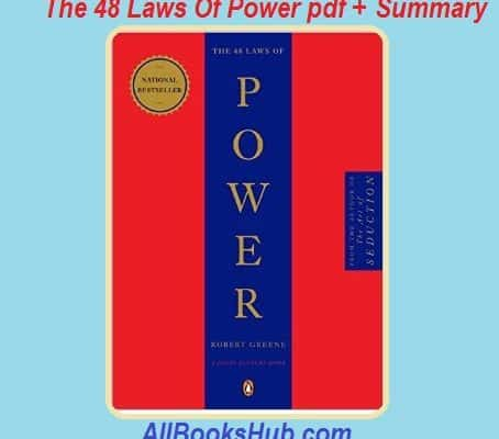 the 48 laws of power pdf