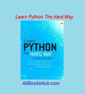 Hard way to learn python