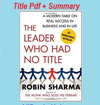 the leader who had no title pdf