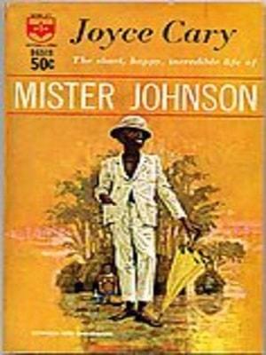 Mister Johnson Pdf