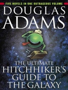 The Hitchhiker's Guide to the Galaxy Pdf