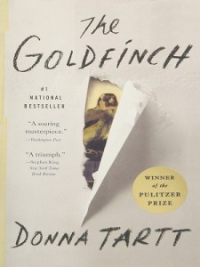 The Goldfinch Pdf