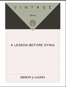 A Lesson Before Dying PDF