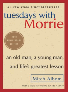 Tuesdays With Morrie PDF