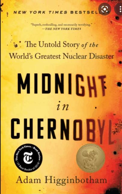 Midnight in Chernobyl PDF