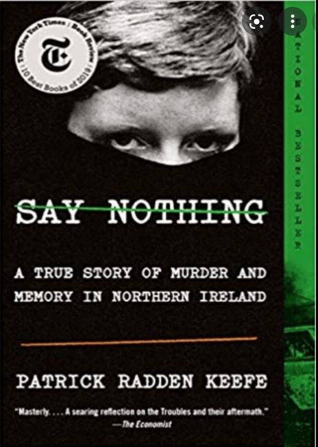 Say Nothing PDF