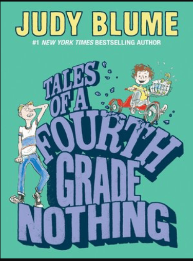 Tales of a Fourth Grade Nothing PDF