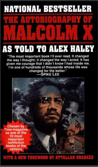 The Autobiography of Malcolm X PDF