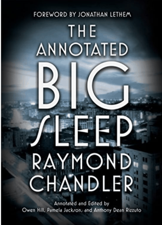 The Big Sleep PDF