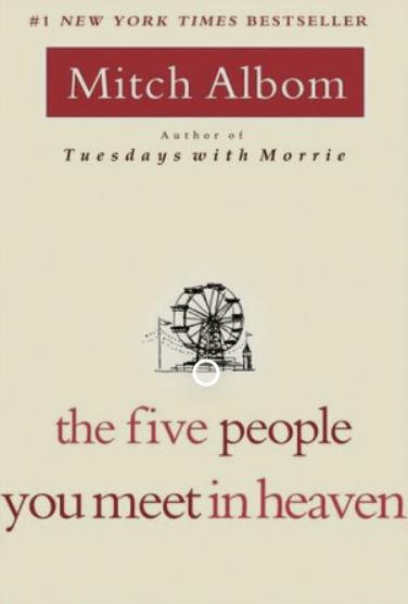 The Five People You Meet in Heaven PDF