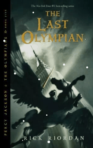 The Last Olympian PDF