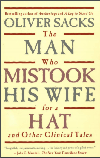The Man Who Mistook His Wife for A Hat PDF