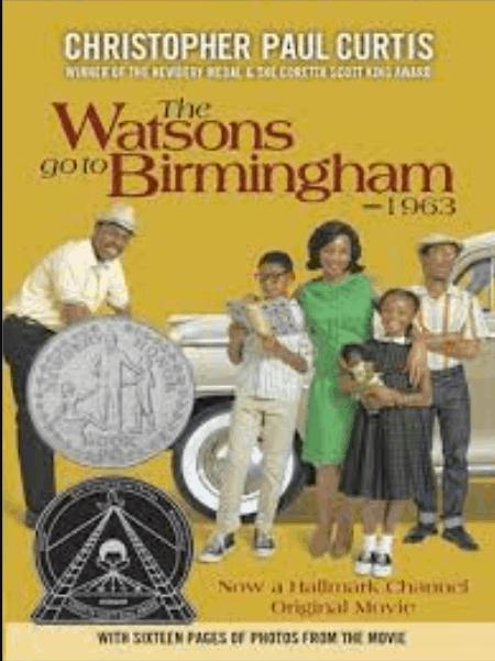 The Watsons Go to Birmingham PDF
