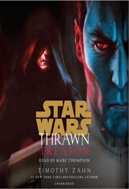 Thrawn: Treason PDF