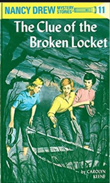 The Clue of the Broken Locket PDF