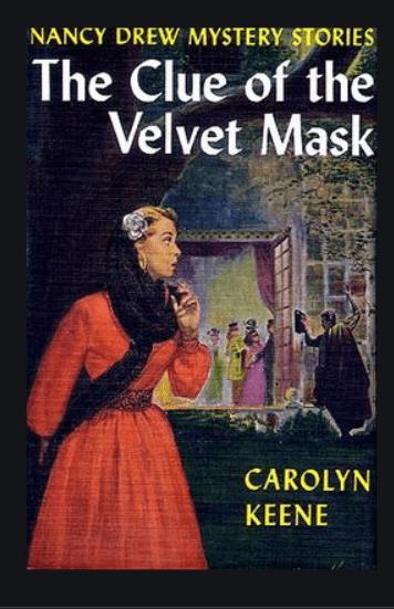 The Clue of the Velvet Mask PDF