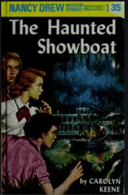 The Haunted Showboat PDF