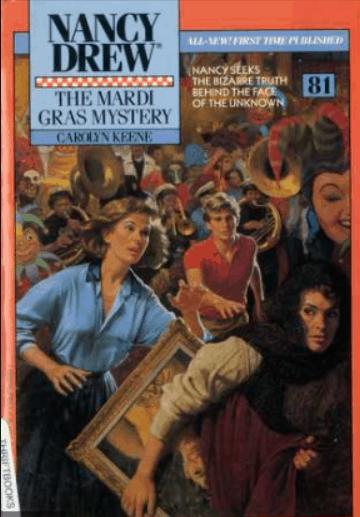 The Mardi Gras Mystery PDF
