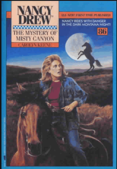 The Mystery of Misty Canyon PDF