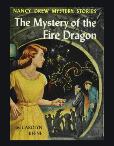 The Mystery of the Fire Dragon PDF