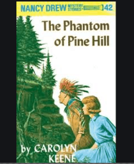 The Phantom of Pine Hill PDF