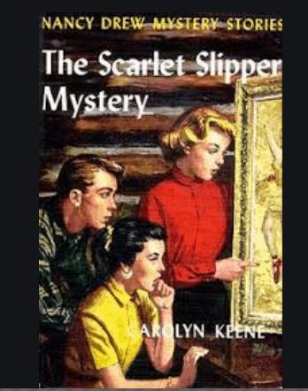 The Scarlet Slipper Mystery PDF