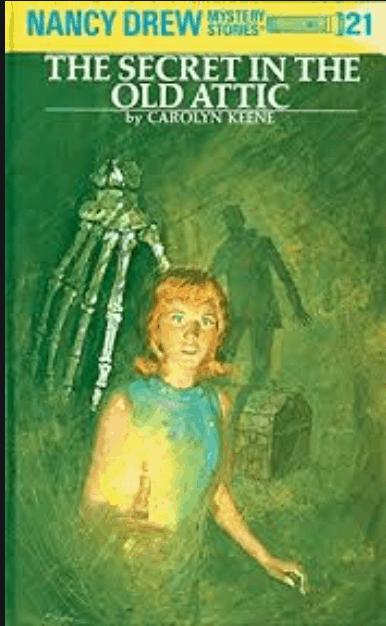 The Secret in the Old Attic PDF