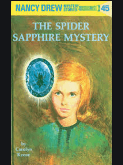 The Spider Sapphire Mystery PDF