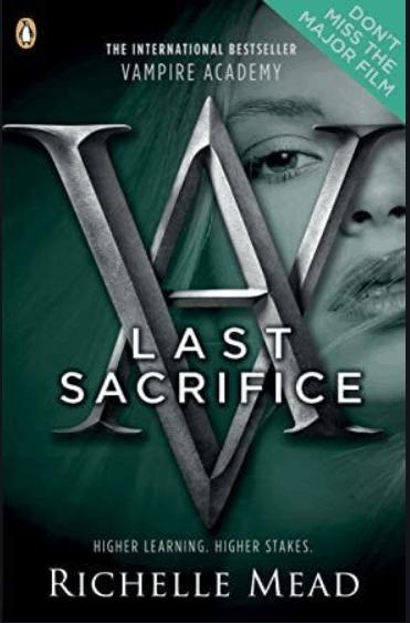Last Sacrifice PDF