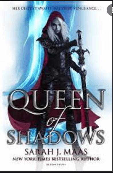 Queen of Shadows PDF