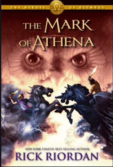 The Mark of Athena PDF