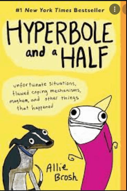 Hyperbole and a Half PDF