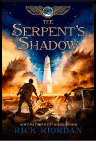 The Serpent's Shadow PDF