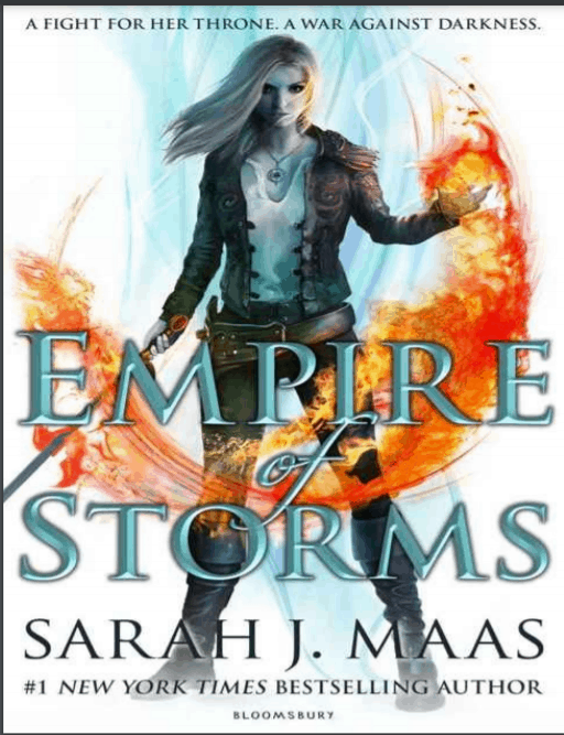 Empire of Storms PDF